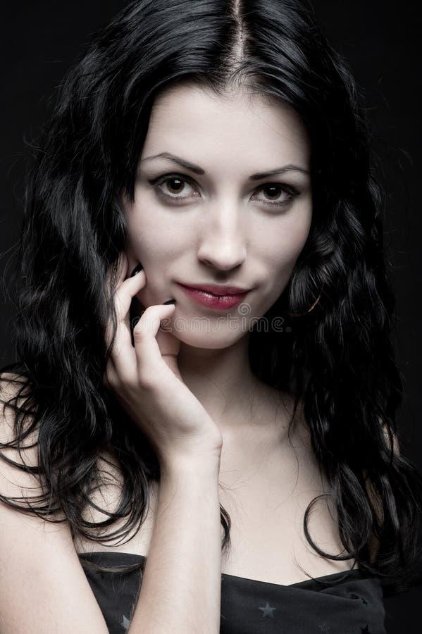 美丽的妇女 库存图片