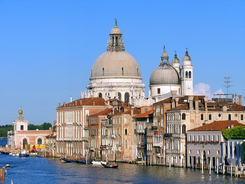 美丽的威尼斯 库存照片