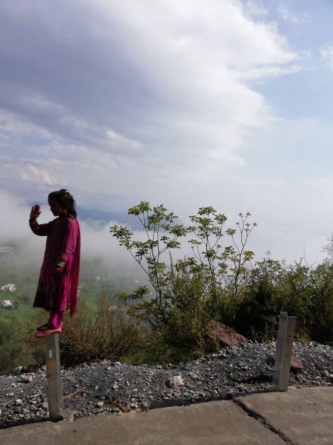 美丽的巴基斯坦 库存图片