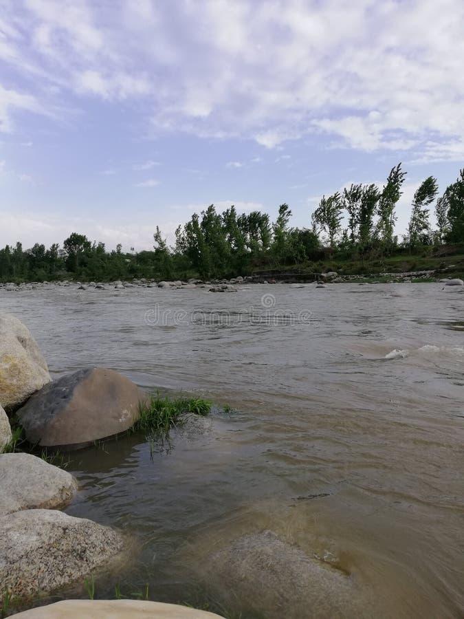 美丽的巴基斯坦 库存照片