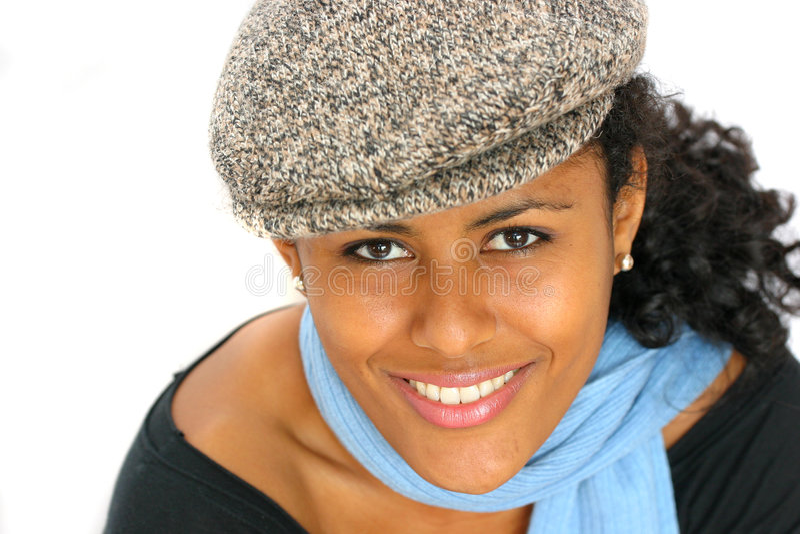 美丽的巴西女孩 免版税库存照片