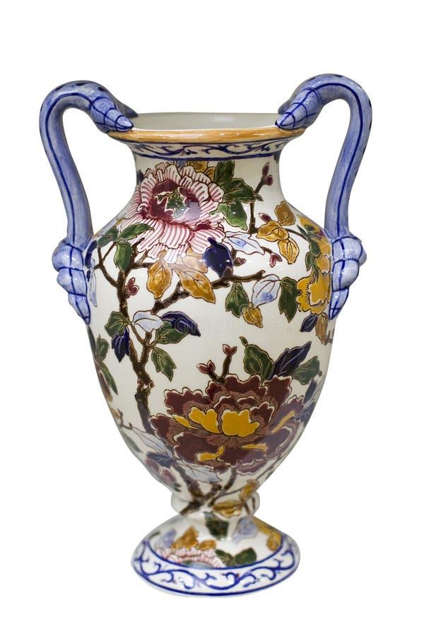 美丽的样式花瓶 免版税库存图片