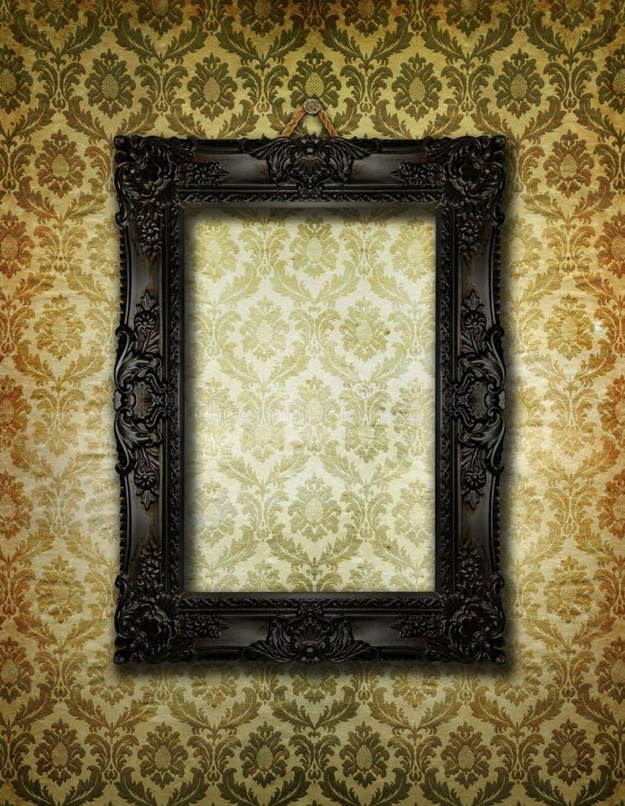 美丽的框架照片 向量例证