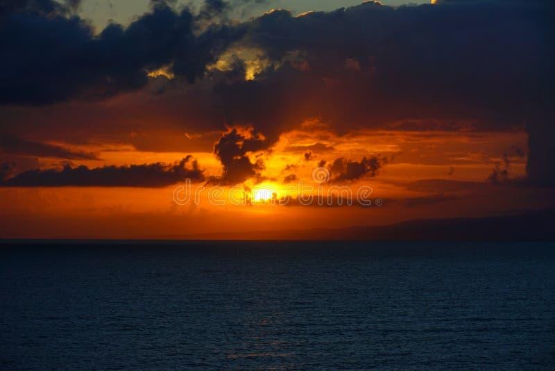 美丽的海岛在加勒比海 免版税库存图片