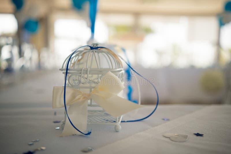 美丽的灯笼,婚姻的装饰 从希腊的惊人的婚礼股票摄影!从希腊的惊人的婚礼股票摄影! 库存照片