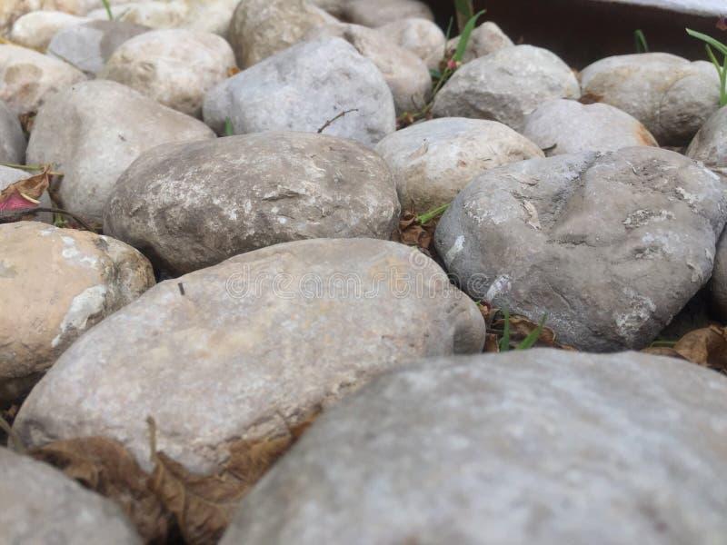 美丽的石头 库存照片
