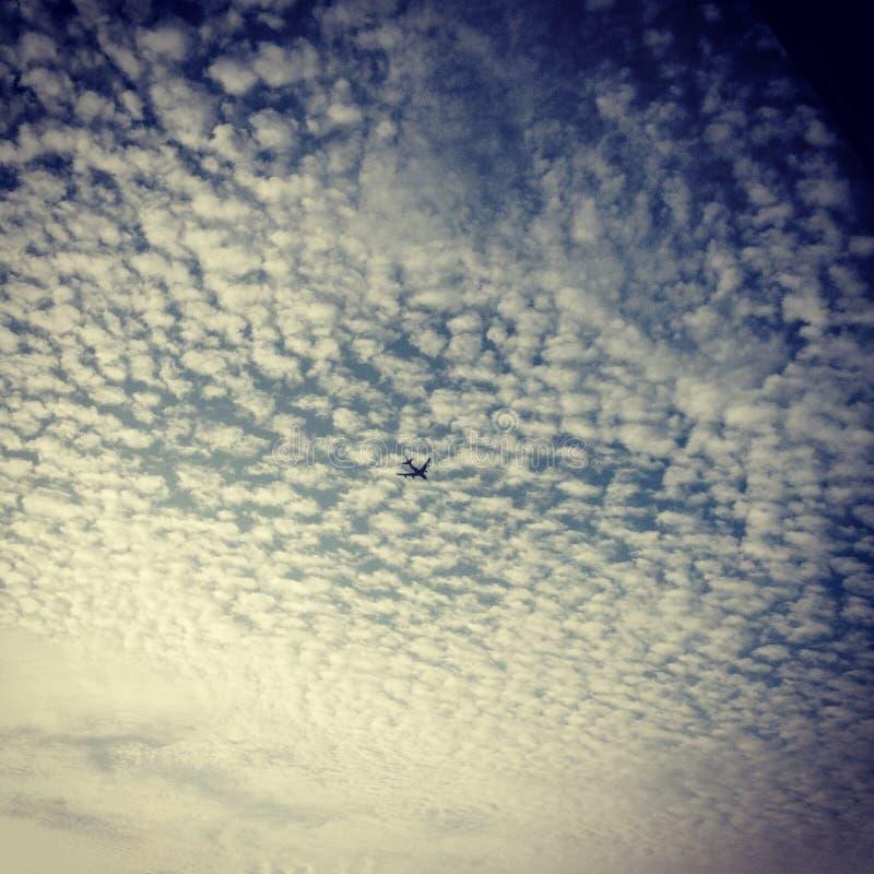 美丽的空气 库存照片