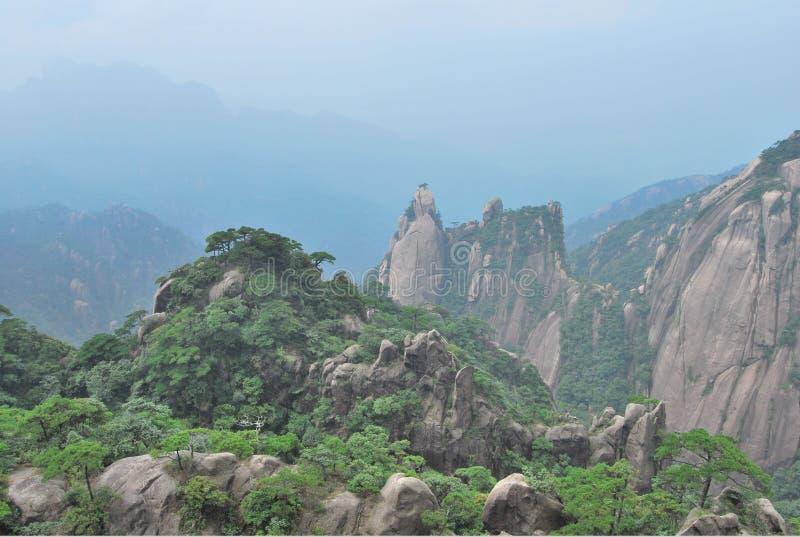 美丽的花岗岩 免版税库存照片
