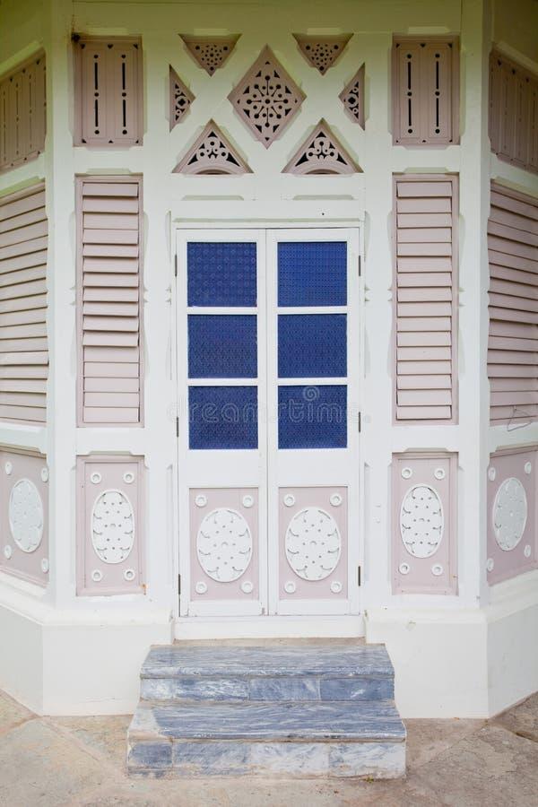 美丽的门 库存图片