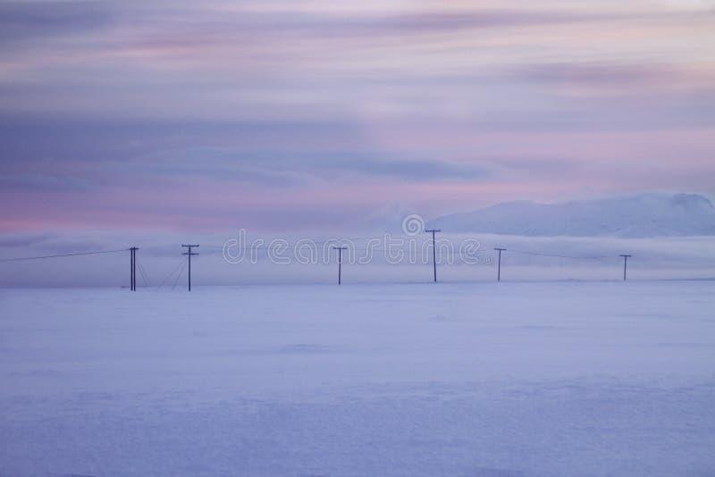 美丽的风景辛格韦德利国立公园 免版税库存照片