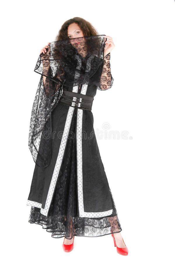 Download 美丽的黑人礼服妇女 库存照片. 图片 包括有 方式, 女用贴身内衣裤, 女性, 头发, 花边, 短内裤, 乐趣 - 15694392