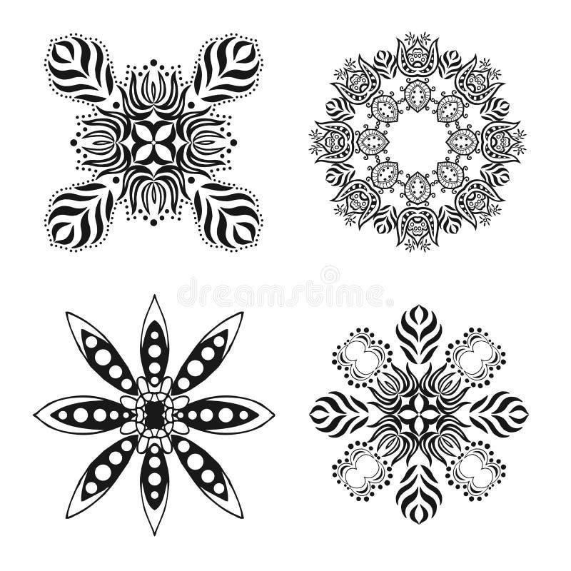 Download 美丽的Deco 库存例证. 插画 包括有 12月, 圈子, 设计, 曲线, 抽象, 冻结, 庆祝, 艺术 - 59101980
