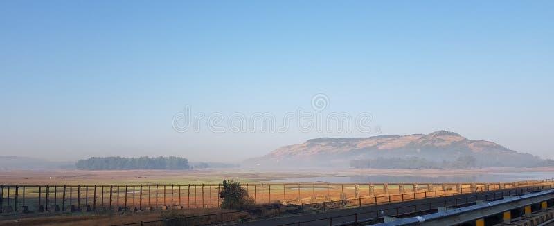 美丽的Maharshtra 库存照片
