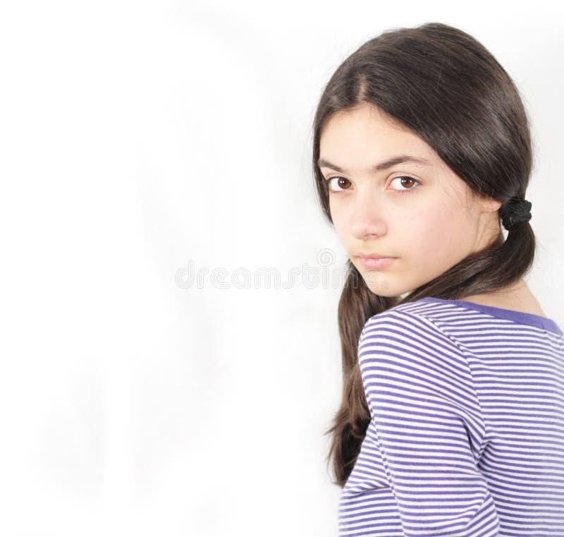 美丽青少年 图库摄影