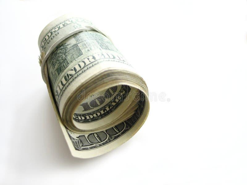 美元一千三 免版税库存照片