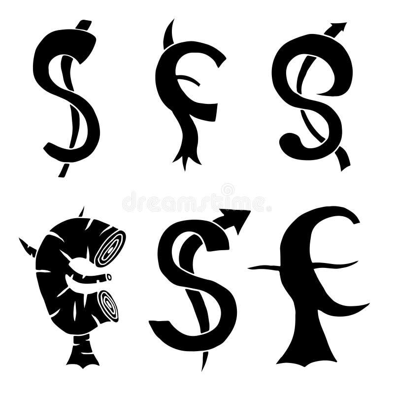 Download 美元和欧元 向量例证. 插画 包括有 经理, 货币, 例证, 管理, 等高, 箭头, 事故, 营销, 数据 - 59101553