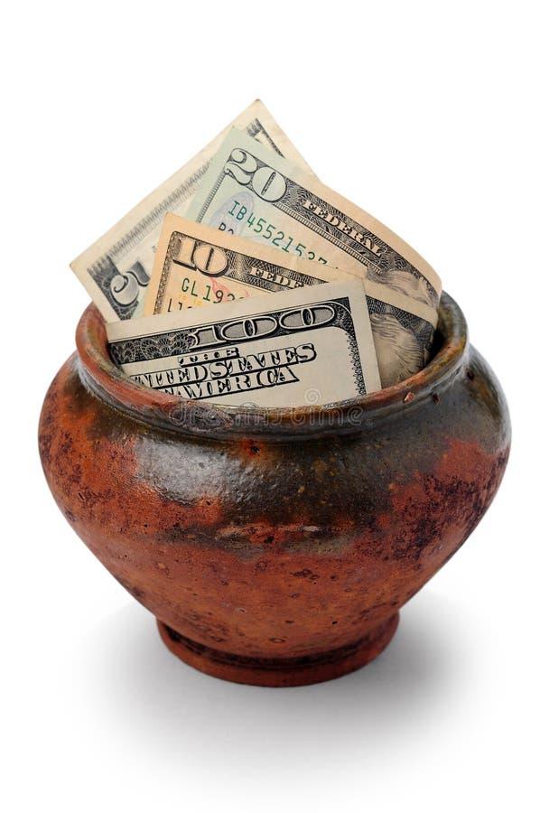 美元货币 免版税图库摄影