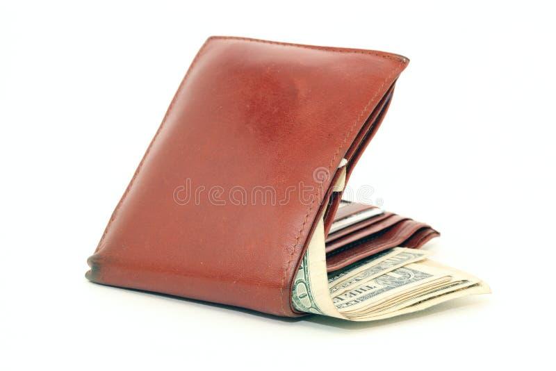 美元钱包 免版税图库摄影