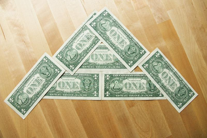 美元s表u 免版税图库摄影