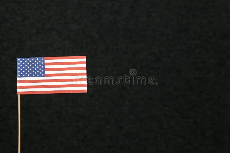 美利坚合众国美国的旗子 库存照片