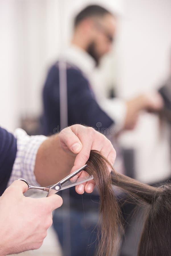 美发师的 图库摄影