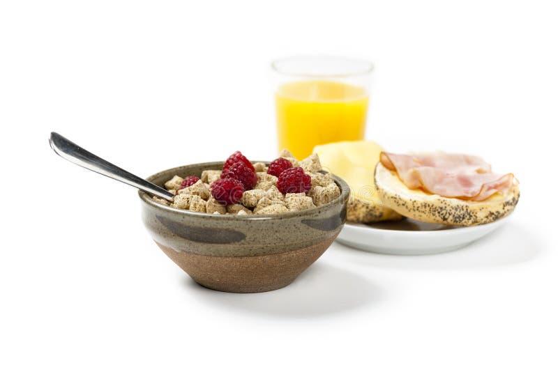 美味的早餐 库存图片