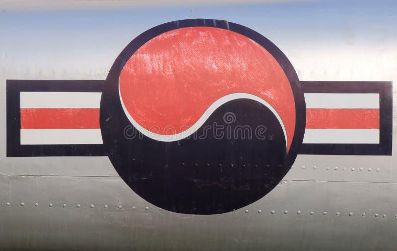 美国军用飞机权威 库存图片