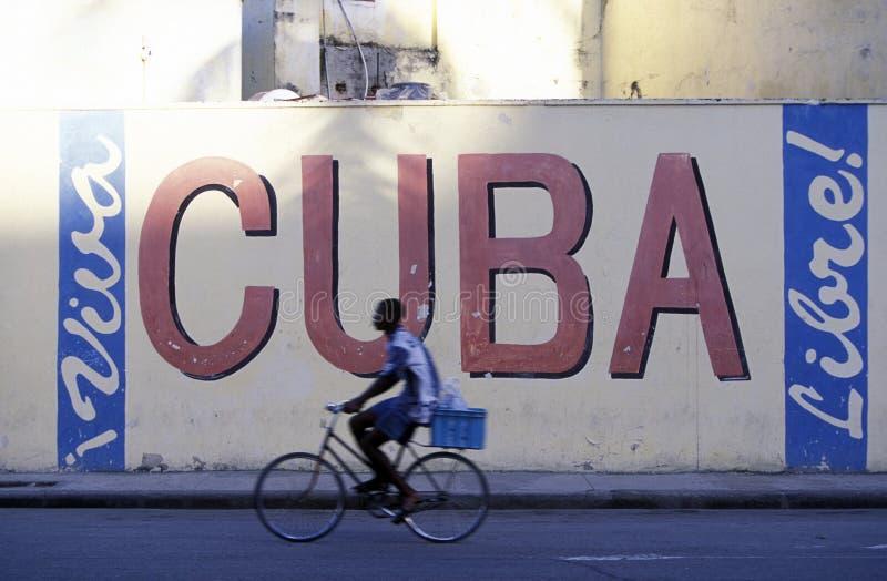 美国古巴哈瓦那 免版税图库摄影