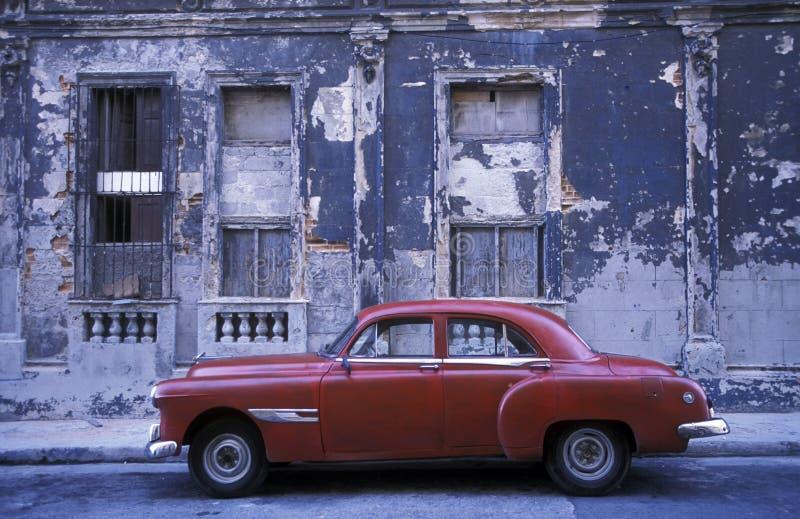 美国古巴哈瓦那 免版税库存图片