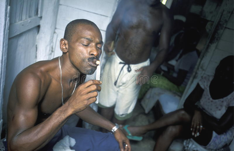 美国古巴圣地亚哥 免版税图库摄影