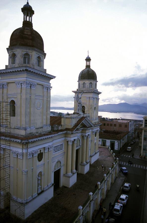 美国古巴圣地亚哥 库存照片