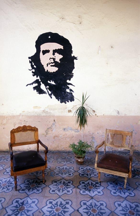美国古巴特立尼达 免版税图库摄影