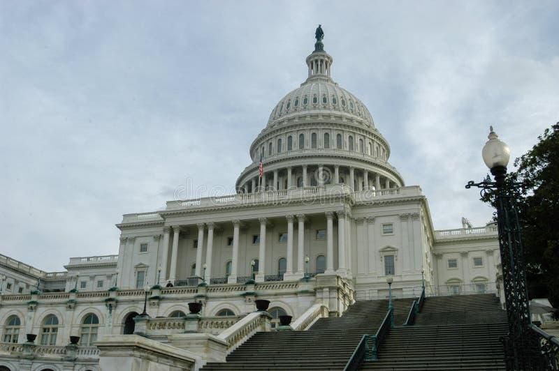 美国国会大厦大厦-华盛顿特区, 免版税库存照片