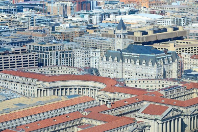 美国国会大厦-华盛顿特区 库存照片