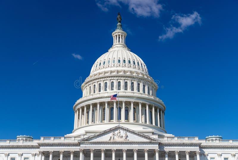 美国国会大厦XV 免版税图库摄影