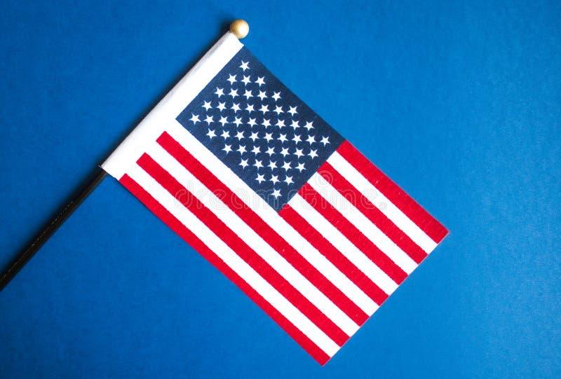 美国国旗图象 免版税库存照片