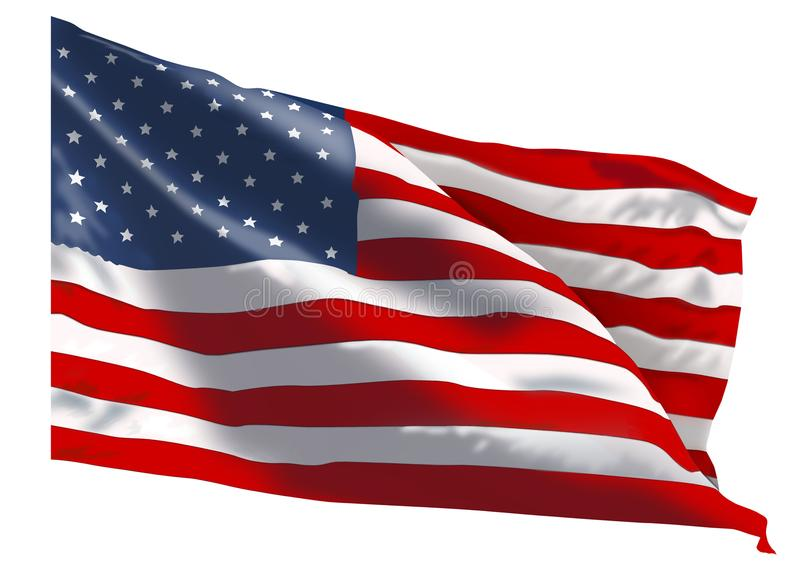美国国旗_download 美国国旗 库存例证.