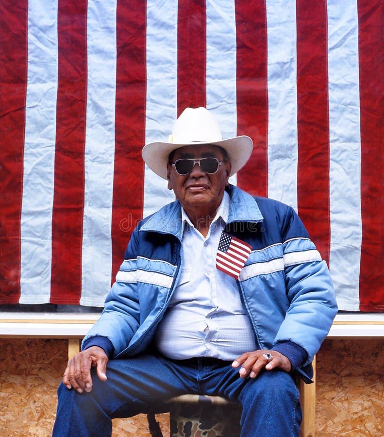 美国当地人 免版税库存照片