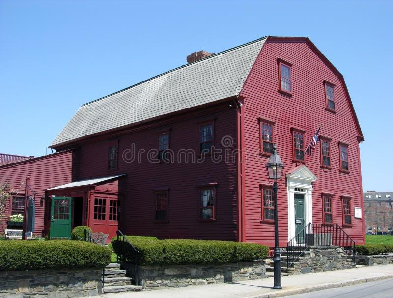 美国最旧的s小酒馆 库存图片