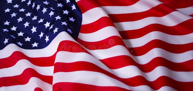 美国沙文主义情绪 免版税库存图片