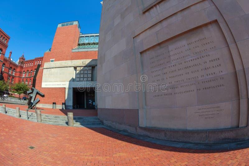 美国浩劫纪念品博物馆 免版税图库摄影