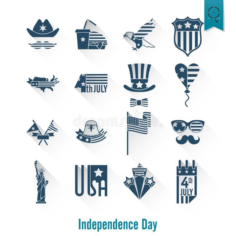Download 美国的独立日 向量例证. 插画 包括有 大使, 竹子, 收集, 图象, 标志, 国家, 要素, 爱国者, 自由 - 59108442
