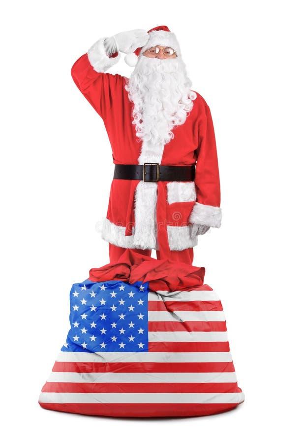 美国的礼物 免版税库存照片