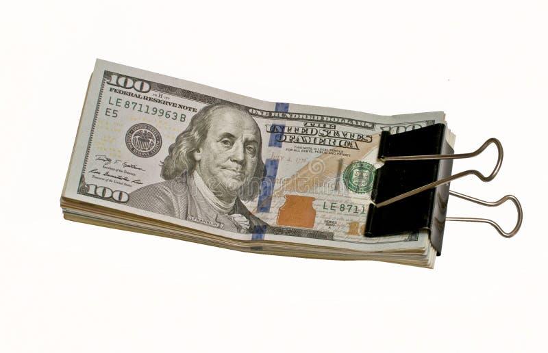 美国美元 免版税库存图片