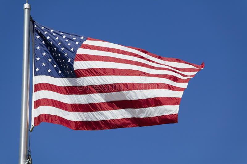 美国美国国旗 图库摄影