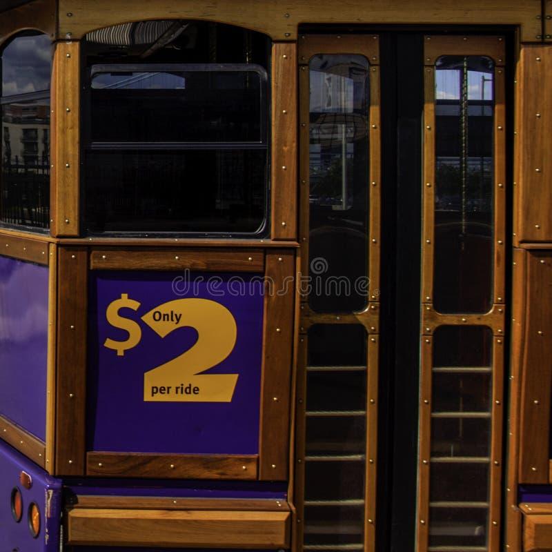美国费城 — 2013年8月4日:2美元 库存图片