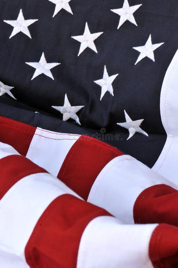美国颜色 免版税库存图片