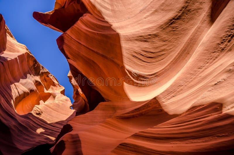 美国风景,大峡谷 亚利桑那,犹他,美国 免版税库存图片