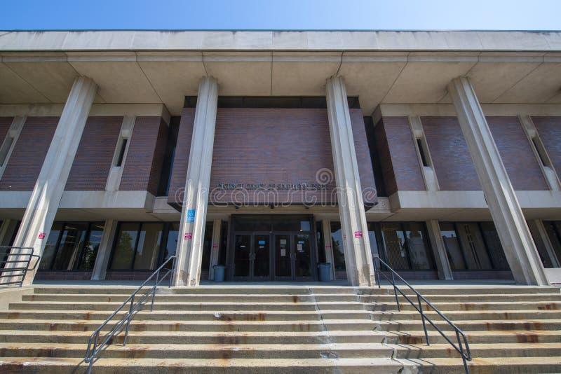 美国马萨诸塞州林恩区法院 免版税库存照片