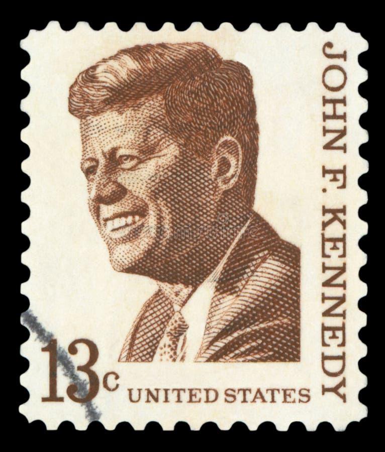 美国-邮票 库存照片